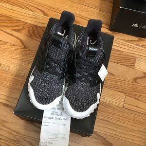 Nightwatch Ultraboosts Sz 8 (STEAL)